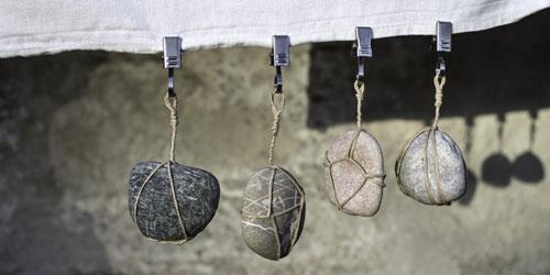 steinanhänger
