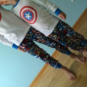 Etappensieg und gleich zwei mal Captain America!